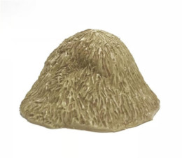 Hay Stacks (pack of Four) -Battle Scale Buildings 10mm – 15mm scale 10S009