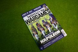 MINIATURE WARGAMES ISSUE 423 JULY 2018 MAGAZINE