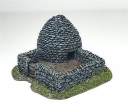 Stone Pig Pen -Battle Scale Wargames Buildings 10mm – 15mm scale 10S013