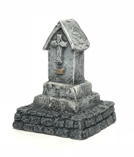 Village Shrine -Battle Scale Wargames Buildings 10mm – 15mm scale 10/6S012