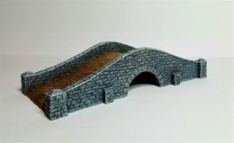 STONE BRIDGE -Battle Scale Wargames Buildings 10mm – 15mm scale 10S001
