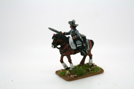 Trent Miniatures CHOUANS/VENDEAN CAVALRY Pack of 3 FCHOU10