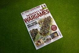 MINIATURE WARGAMES ISSUE 424 August 2018 MAGAZINE