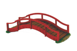 Japan Bridge 20mm Laser cut MDF B206