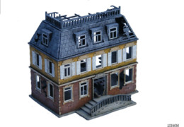 Europe Chateau Destroyed 20mm 1/72nd MDF Sarissa Precision N283