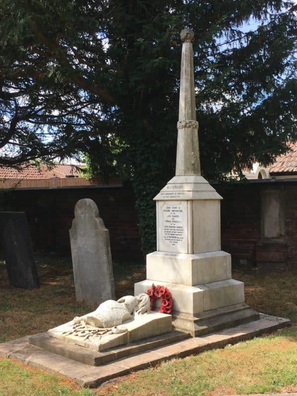 Cossall Memorial