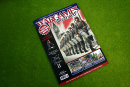 WARGAMES ILLUSTRATED ISSUE 371 September 2018 MAGAZINE