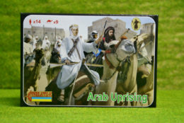 ARAB UPRISING 1/72 Scale Strelets 172