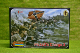 Picketts Charge 3 1/72 Scale Strelet 178