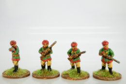 Victorious Miniatures Chinese Regular Infantry (Turban & Bandolier) BOXINF14