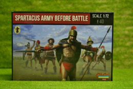 Spartacus Army Before Battle 1/72 Strelets set M110