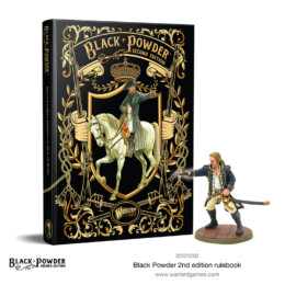 2nd Ed. BLACK POWDER SECOND EDITION Warlord Games