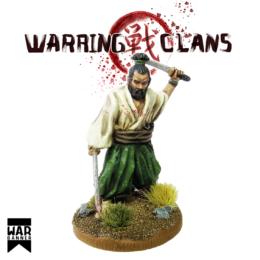 Ronin Warring Clans from War Banner SAM014