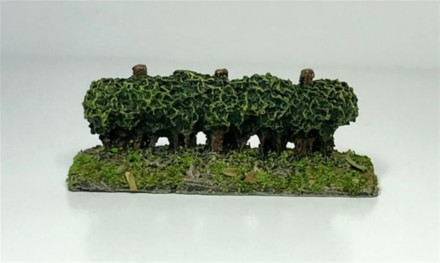 Vine Sections Battle Scale Buildings 10mm-15mm scale 10S014