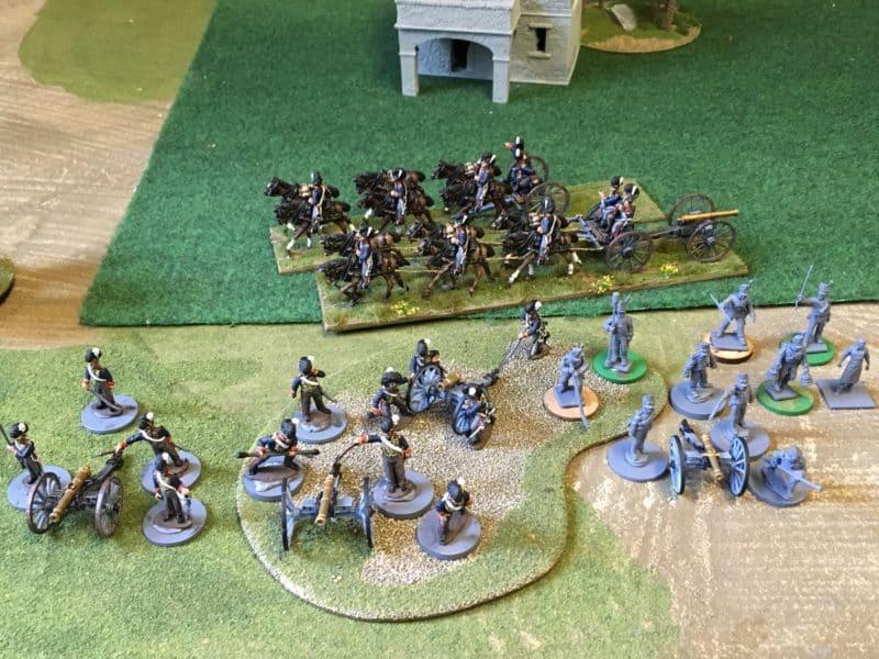 Artillery Collection - still plenty to paint!