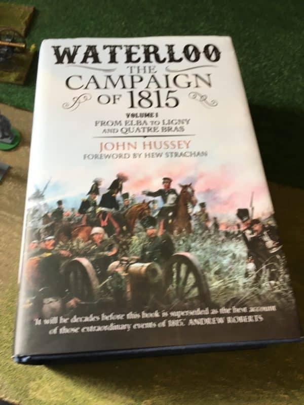 John Hussey Waterloo Campaign