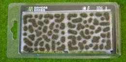 Gamers Grass 6mm Burned Tufts GG6-BUR