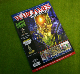 WARGAMES ILLUSTRATED ISSUE 372 October 2018 MAGAZINE