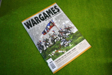 WARGAMES, SOLDIERS & STRATEGY MAGAZINE Issue 98