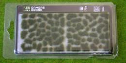 Gamers Grass 6mm Strong Green Grass Tufts GG6-SG