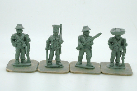 POLISH INFANTRY IN THE CARIBBEAN OFFER! 3 for 2 Trent Miniatures