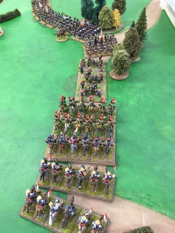 The French march to Ligny!