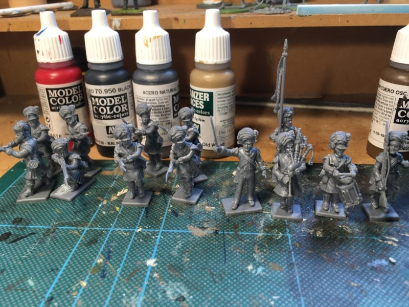 Highlanders!