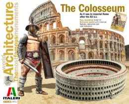The Colosseum 1:500 SCALE Italeri 68003