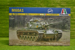 M60A1 1/72 Scale Italeri Military Kit 7075