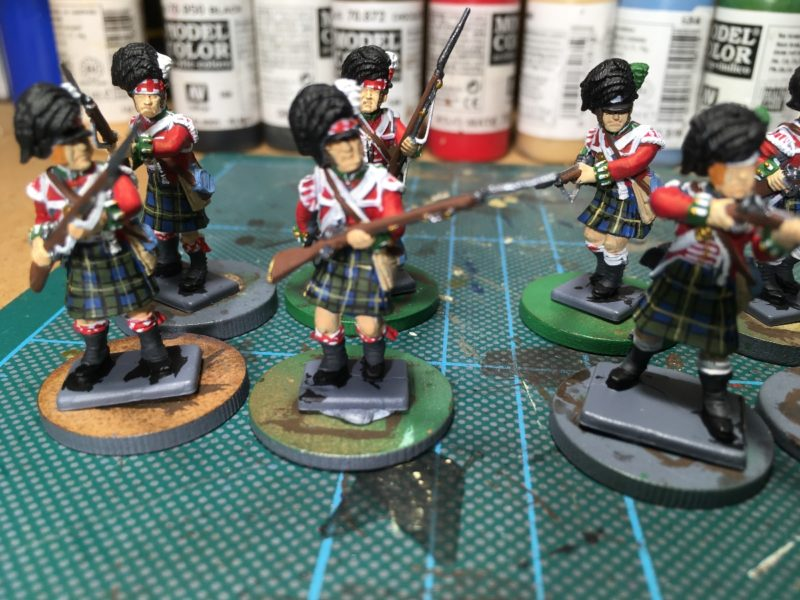 Tartan completed - or is it..?