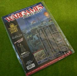 WARGAMES ILLUSTRATED ISSUE 374 December 2018 MAGAZINE – FREE GERMAN S BOAT SPRUE