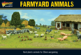 FARM ANIMALS Warlord Games