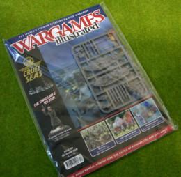 WARGAMES ILLUSTRATED ISSUE 374 December 2018 MAGAZINE – FREE RAF LAUNCH SPRUE