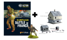 ARCANE SCENERY BATTLE OF FRANCE CAMPAIGN Rules Supplement DEAL N128