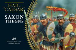 SAXON THEGNS Warlord Games – Hail Caesar 28mm