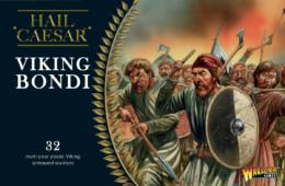 VIKING BONDI Warlord Games – Hail Caesar 28mm