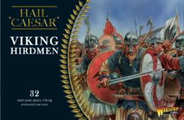 VIKING HIRDMEN Warlord Games – Hail Caesar 28mm
