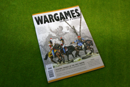 WARGAMES, SOLDIERS & STRATEGY MAGAZINE Issue 99