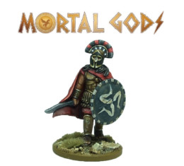 Adrastos, Captain of the Guard – Mortal Gods 28mm MGFREE01