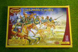 Gripping Beast GOTH NOBLE CAVALRY 28mm Plastic