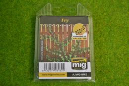 MIG Laser cut plants IVY 8462