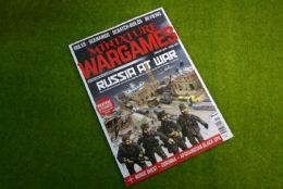 MINIATURE WARGAMES ISSUE 429 January 2019 MAGAZINE