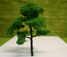 Arcane Scenery 'Elm' Tree 5inches tall