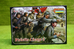 Picketts Charge 1 1/72 Scale Strelet 148