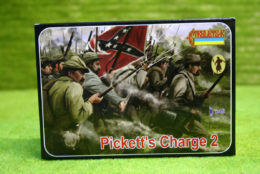 Picketts Charge 2 1/72 Scale Strelet 152