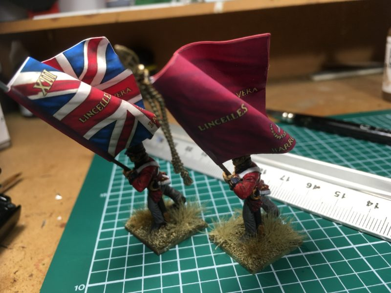 New Flags for the Guards!