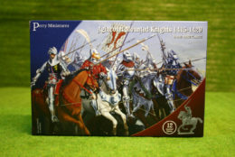 Perry Miniatures Agincourt Mounted Knights 1415-1429 28mm Plastic set