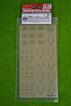 Tamiya MCI Cartons (Vietnam) 1/35 Scale Kit 12685