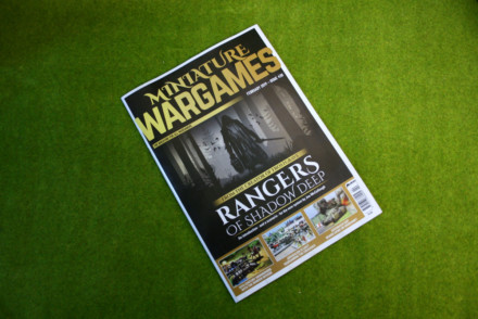 MINIATURE WARGAMES ISSUE 430 February 2019 MAGAZINE