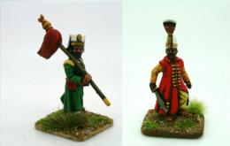 Trent Miniatures Janissary Command pack 2 OTT02